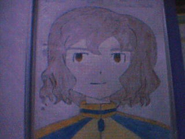 Mon dessin de Shindou Takuto dans Inazuma Eleven GO