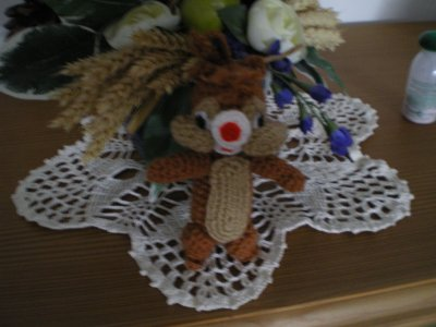 ecureuil crochet