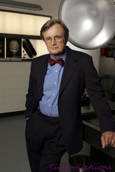 David McCallum-Donald (Ducky) Mallard