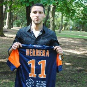 Emanuel Herrera, quatrième recrue !