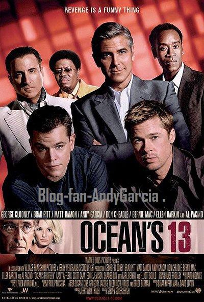 Et enfin, le troisième et dernier des Ocean's... [ 2007 ]