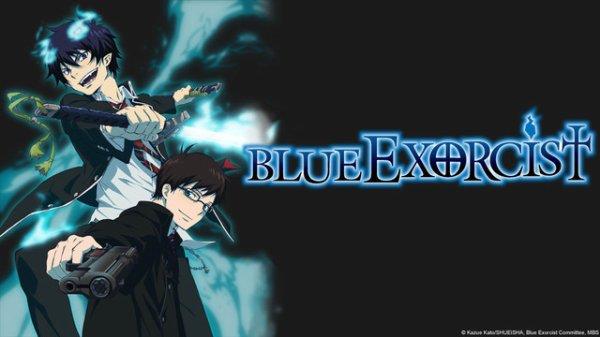 Blue exorcist : Résumé + opening