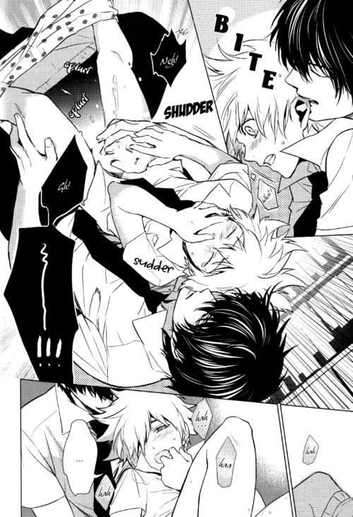 Doujinshi : Ichigo Milk part.2