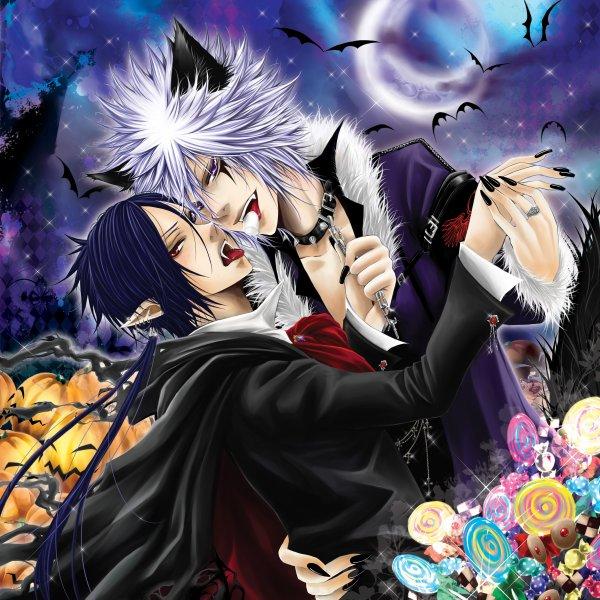 Halloween s'installe chez Katekyoshi Hitman Reborn ! 02