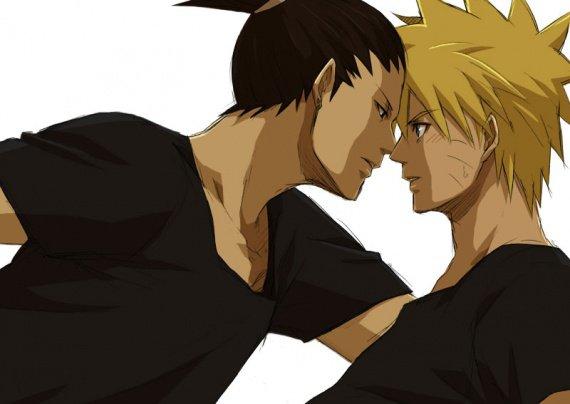 Premier drabble sur Naruto !