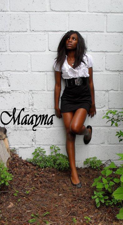 Maayna artiste à découvrir !!!!!!