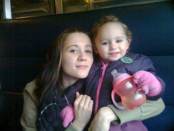 cousine et sa fille