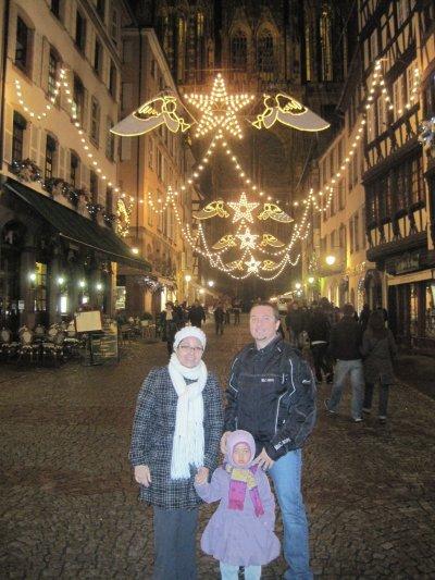 Marché de Noël de Strasbourg!