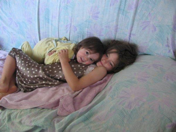mes adorables petites filles