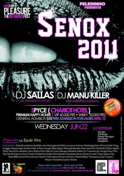 SENOX 2011 By PELEDINHO
