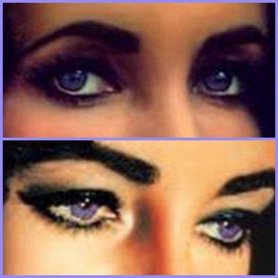 """#.~""""J'ai déjà vue plus d'une fois la beauté dans t'es yeux""""~"""