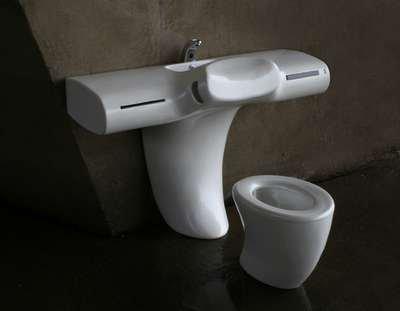 Nouvelles Toilettes Design Les Wc Du Futur S 233 Rie 5