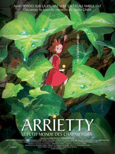Arrietty, le petit monde des chapardeurs !