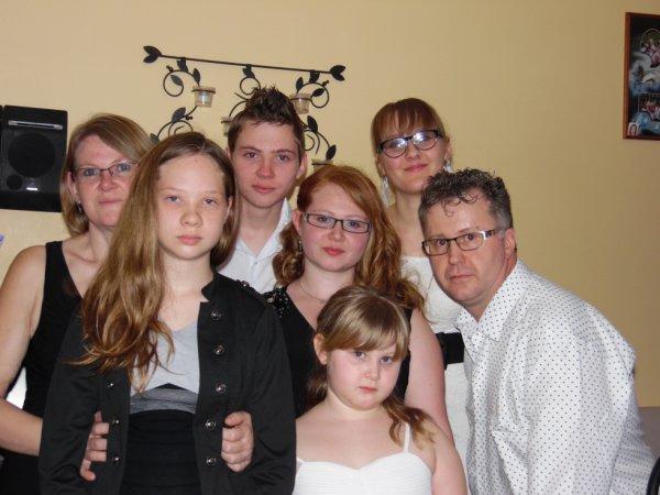 la famille qui a grandi