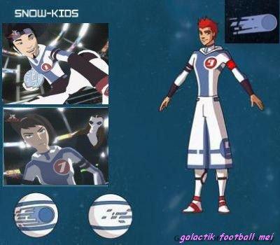 Les snow kids la vengeance de micro ice - Galactik football personnage ...