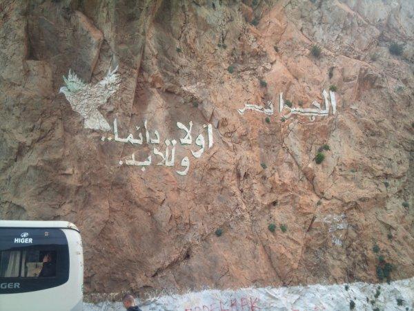algerie pour toujour