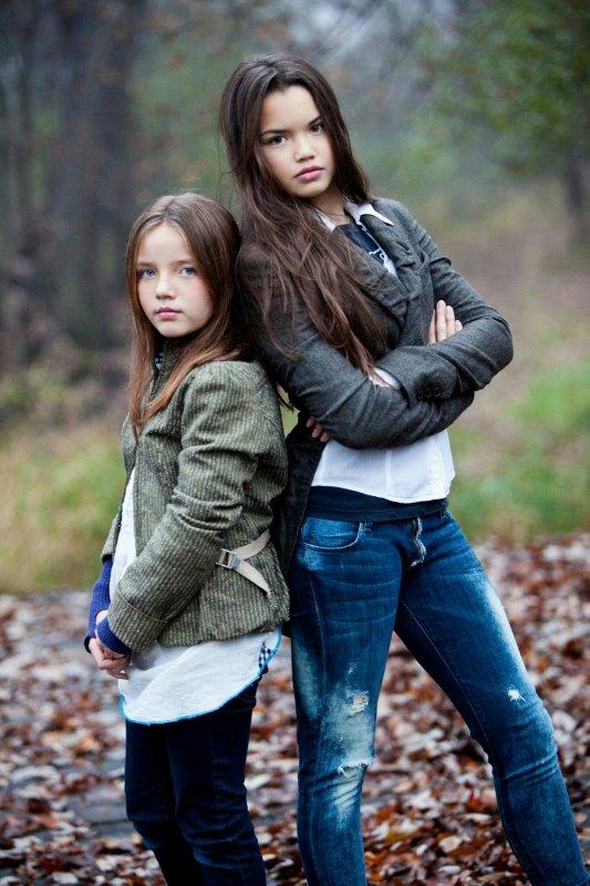 Léna et moi