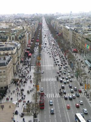 La plus belle avenue du monde paris - La plus belle photo du monde ...