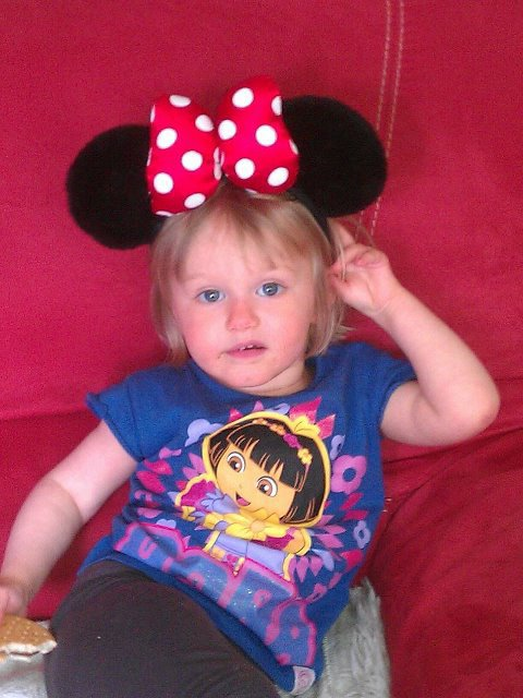 ON A RETROUVE MINNIE IL MENKE PLUS KE MIKET LOL JE TAIME MA CHERIE DAMOUR