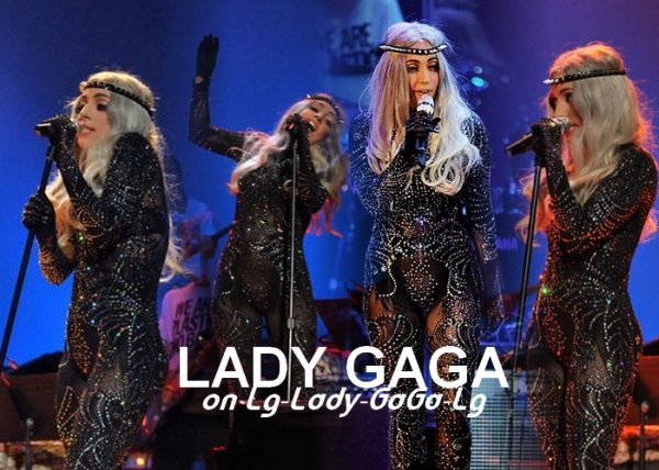 Newsletter : Queen GaGa