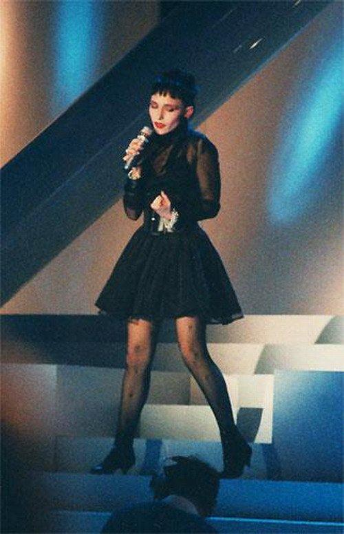 25 fevrier 1989 emission tv champs elys es antenne 2 jeanne mas en vrai - Jeanne mas et son mari ...