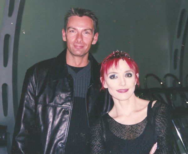Dans les coulisses d'une TV SUISSE  , OCTOBRE 2000 !