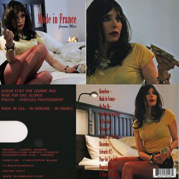 "Les VISUELS du nouvel album ""MADE IN FRANCE"""