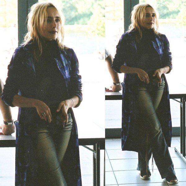 Réception lors de la TOURNEE AUVERGNE 2004 !