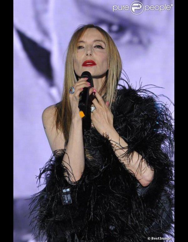 """JEANNE MAS  dans """"VIVEMENT DIMANCHE """" ! (diffusion le 14/10)"""