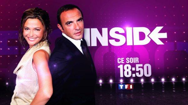 """NEWS TV : JEANNE MAS  ce soir dans """"50mn inside"""" !"""