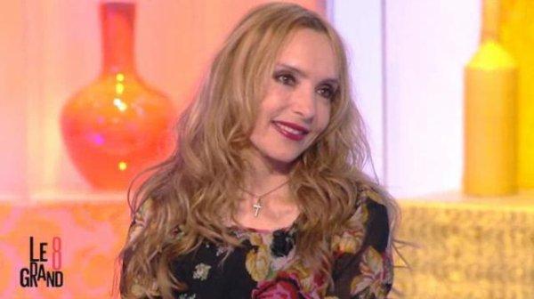 JEANNE MAS interviewée par Laurence Ferrari !