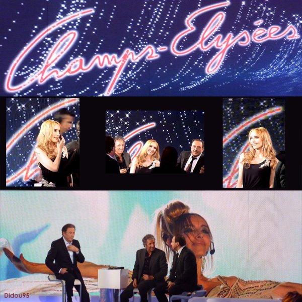"""DOSSIER SPECIAL """"JEANNE MAS à CHAMPS ELYSEES"""" - JOUR J  : RDV ce soir  sur France 2   à 20h45"""