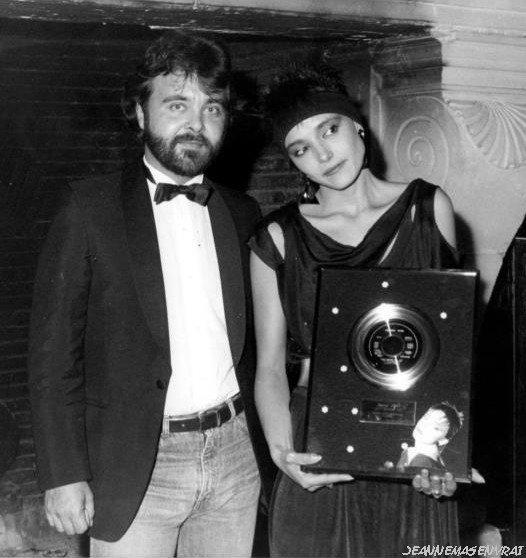EVENEMENT sur JEANNEMASENVRAI  - INTERVIEW EXCLUSIVE DE NICOLAS DUNOYER Le  manager de JEANNE MAS dans les années 80