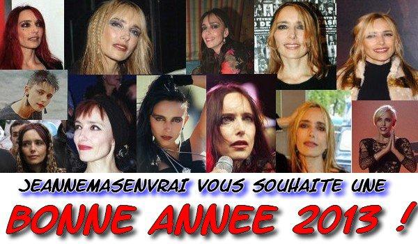 ANNEE NOUVELLE... MEILLEURS VOEUX DE BONHEUR  à toutes et à tous !