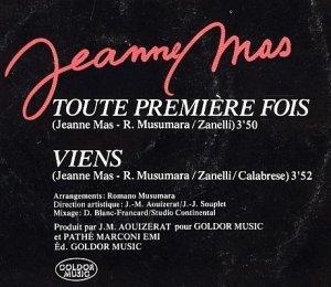 """EVENEMENT sur JEANNEMASENVRAI  - INTERVIEW EXCLUSIVE de ROBERTO ZANELI Le  compositeur  de """"TOUTE PREMIERE FOIS"""", """"SAUVEZ-MOI""""..."""