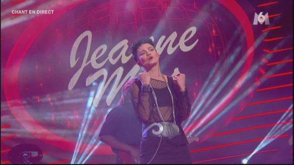 """JEANNE MAS imitée hier soir dans  - """"UN AIR DE STAR"""" sur M6"""