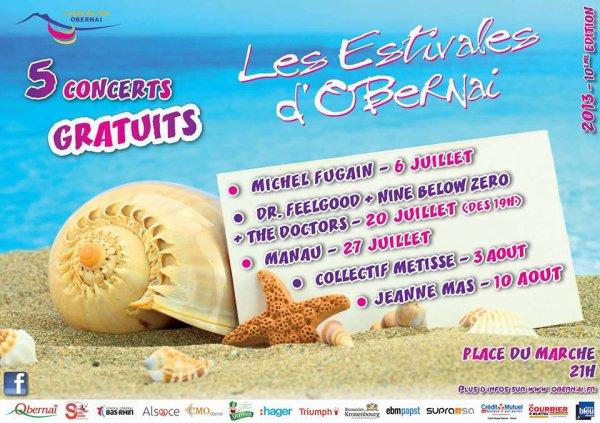 """[ JOUR J ] ETE 2013  JEANNE MAS et ses 5 nouveaux musiciens ...""""made in France""""   en tournée    dans toute la France !"""