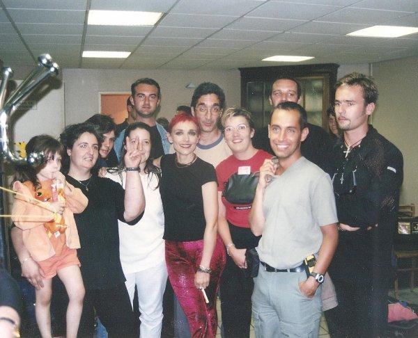 LA FARE LES OLIVIERS (13 - Bouches du Rhône), Le 31 août 2000 !