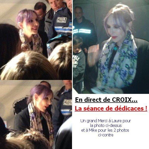 CONCERT de CROIX (59 - Nord) - Le samedi 07 septembre 2013 -  Le compte-rendu