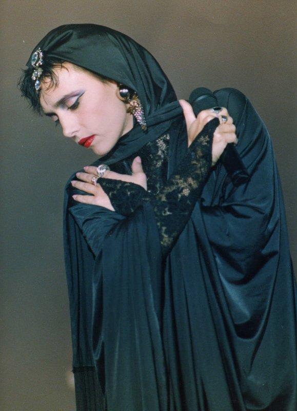 Flashback... Il y a 25 ans,  BERCY... - JEANNE MAS - CAROLYNE (Live à PARIS BERCY) (son + images)