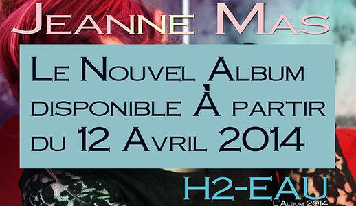 NEWS - LE NOUVEL ALBUM : sortie  le 12 AVRIL 2014 !
