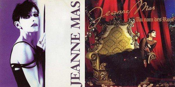 """FEVRIER 1984 - FEVRIER 2014 :  JEANNE MAS  - 30 ans de carrière ! - Sondage """"ALBUMS"""" (N°5) - Vos titres préférés"""