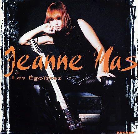 """FEVRIER 1984 - FEVRIER 2014 :  JEANNE MAS  - 30 ans de carrière ! - Sondage """"ALBUMS"""" (N°6) - Vos titres préférés"""