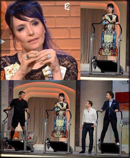 """PROMO du nouvel album """"H2-EAU"""" - Episode 8 - JEANNE MAS sur FRANCE 2  - """"COMMENT CA VA BIEN""""   - diffusée  ce jeudi 15/05 -"""