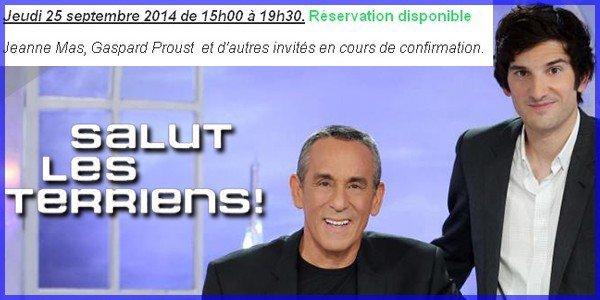 """Bientot la promo pour LES FOLIES BERGERE & """"Accélère"""" ..."""