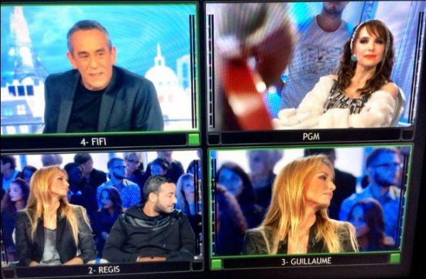 """JEANNE MAS,  invitée de """"Salut les Terriens""""  ce samedi 27/9 sur CANAL + !"""