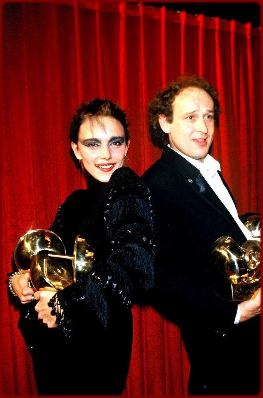 Il y a 30 ans, Les Victoires de la musique...