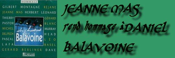 En 1998, JEANNE reprend  Julien Clerc, Souchon, Berger, Balavoine...  Ecoutez !