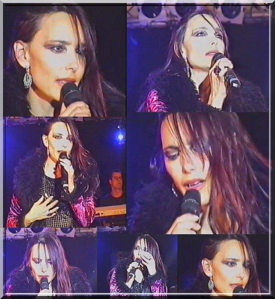 LA VIDEO-LIVE DU MOIS -  JEANNE MAS - L'ENFANT (LIVE 2003)