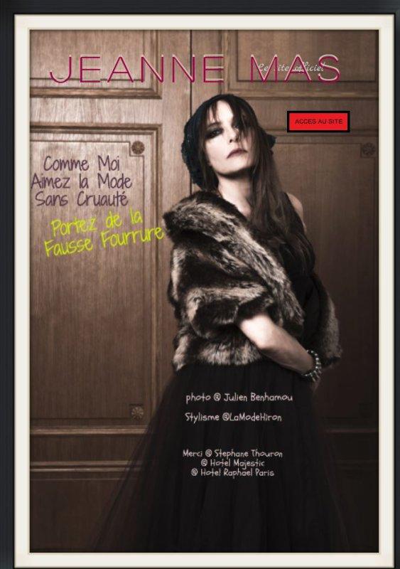 NEWS WEB : Nouveau cliché de JEANNE sur le site officiel !